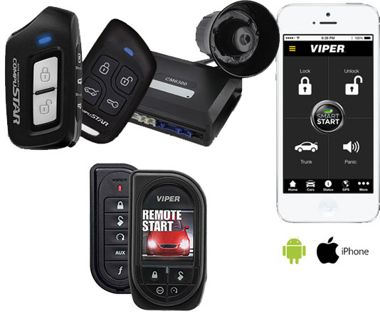 vehicle security products